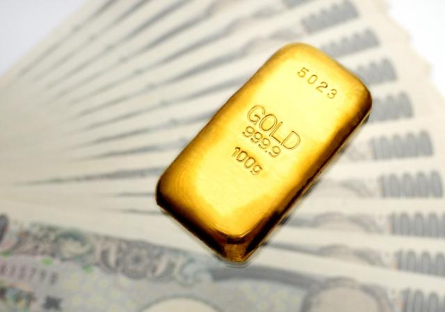 地金及びコインの取引終了のお知らせ